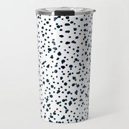 dalmatian print Travel Mug