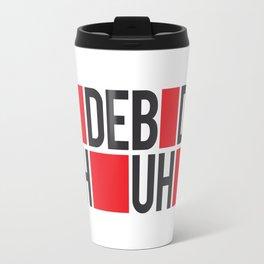 Heb-uh-deb-uh-ditch Travel Mug