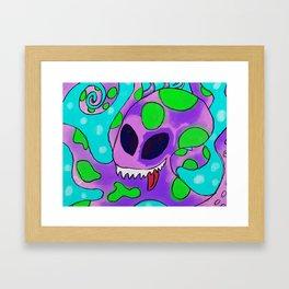 Krakenlackin Framed Art Print