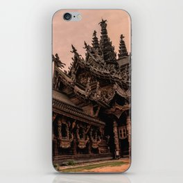 The Sanctuary of Truth iPhone Skin