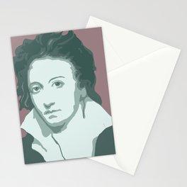 Percy Bysshe Shelley Stationery Cards