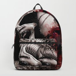 Cyber Snowhite Backpack