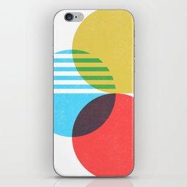 Pinch iPhone Skin