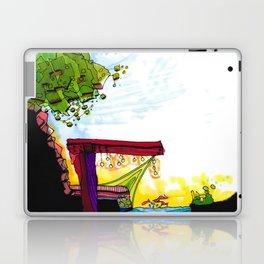 Gypsy River Architectural Illustration 89 Laptop & iPad Skin