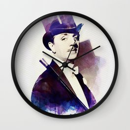William Powell Wall Clock