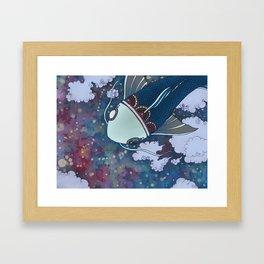 Bakunawa Framed Art Print