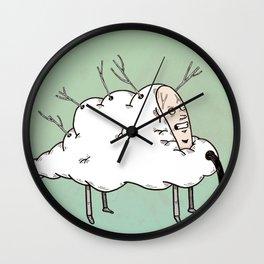 The Bleeding Wall Clock