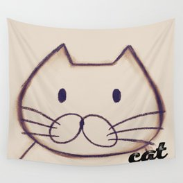 cat-180 Wall Tapestry