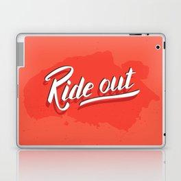 Ride out Laptop & iPad Skin