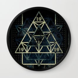 Sacred Geometry for your daily life - METATRON MATRIX Wall Clock