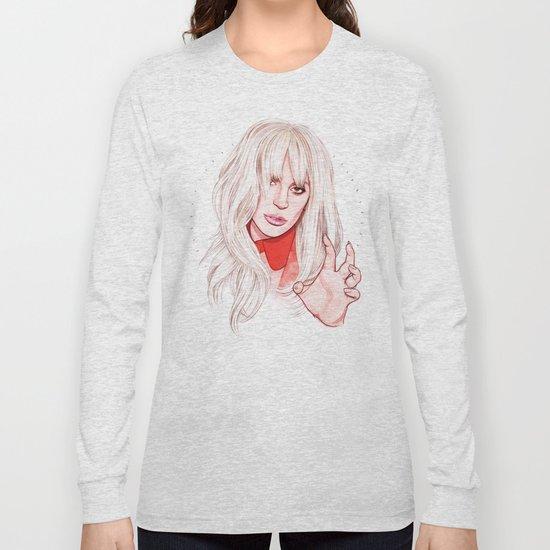 Billboard Woman of the Year Long Sleeve T-shirt