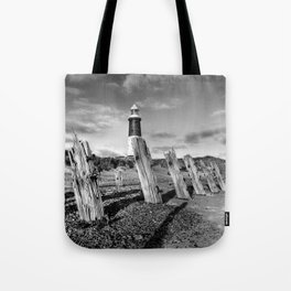Spurn Coast Tote Bag