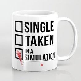 Relationship Status - Person of interest - Sameen Shaw Coffee Mug