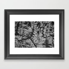 My Ink op 1 Framed Art Print