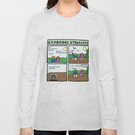 Cambridge struggles: Sun Long Sleeve T-shirt