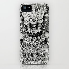 Nameless one iPhone Case