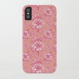 Artichoktica Rosa iPhone Case