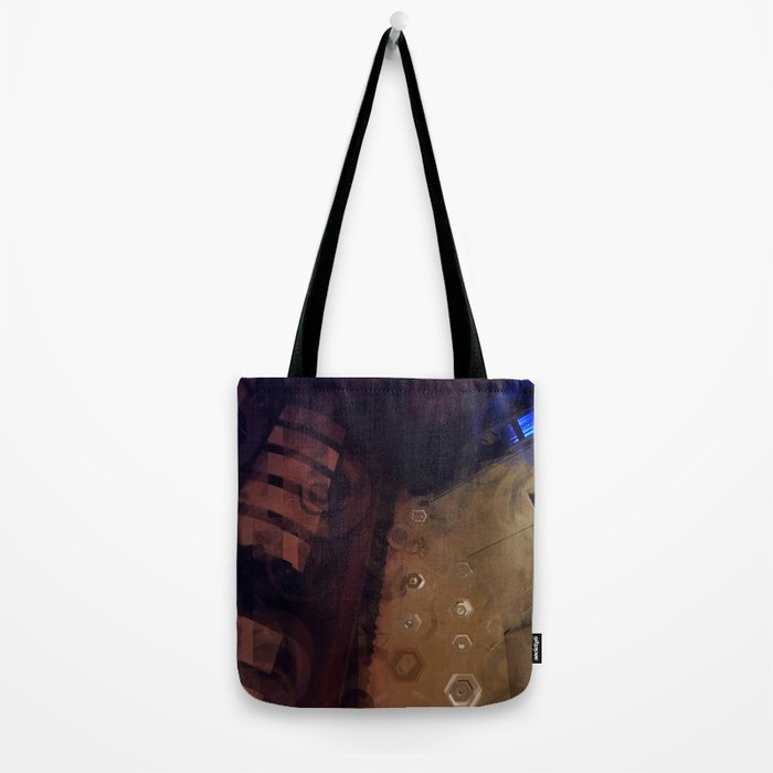 Reaching For Light Tote Bag