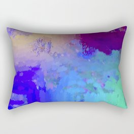 Crazy Matters Rectangular Pillow
