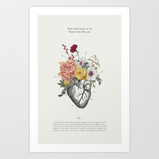 A Thriving Heart by lindseypruitt