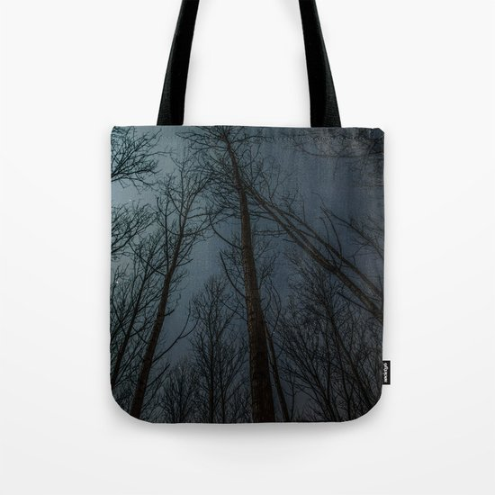 The Night Calls Tote Bag