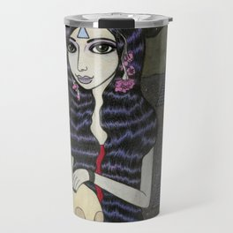 Mary, Seated Travel Mug
