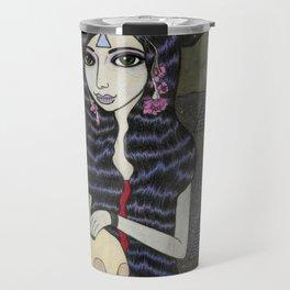 Mary, Seated Travel Mug
