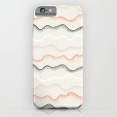 Retro Dotted Pattern 02 iPhone 6 Slim Case