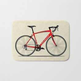 Specialized Racing Road Bike BicycleRoad Cycling Bath Mat