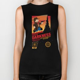 Tower of Darkness Biker Tank
