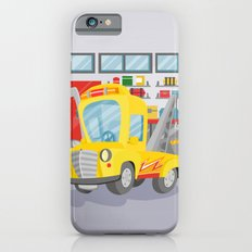 tow truck iPhone 6s Slim Case