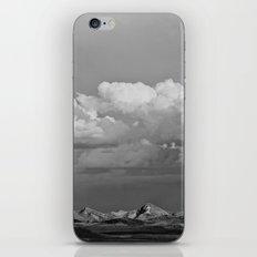 Yellowstone Wyoming Sky iPhone & iPod Skin