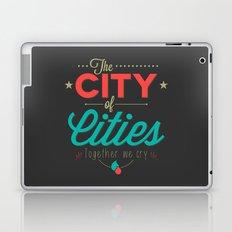 City of Cities Laptop & iPad Skin
