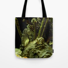 Aquatic Steed Tote Bag