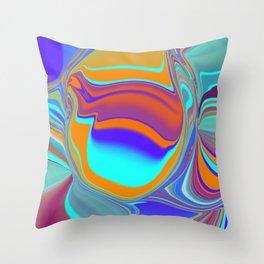 Abstract Background Wallpaper / GFTBackground144 Throw Pillow
