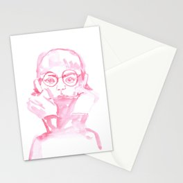 Brille Stationery Cards