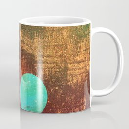 Grundge Domino Coffee Mug