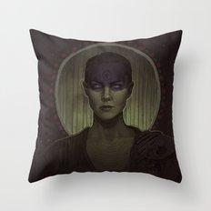 Furiosa Road Throw Pillow