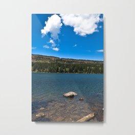 Lake on the Grand Mesa - Colorado Metal Print