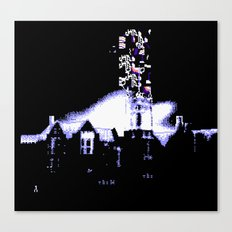 Days On Our Lost Hope Canvas Print