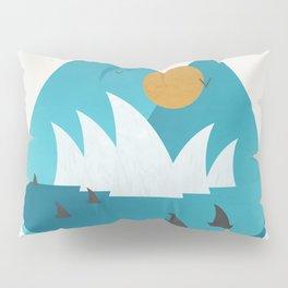 Sydney Harbour Pillow Sham