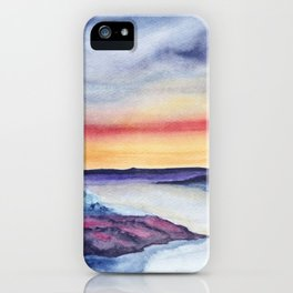 Abstract nature 08 iPhone Case