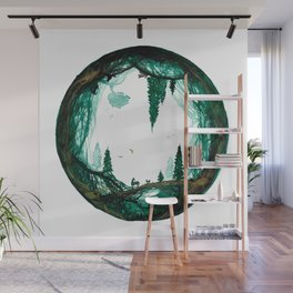 Fathers World Wall Mural