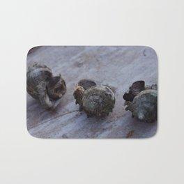 3 Snails Bath Mat