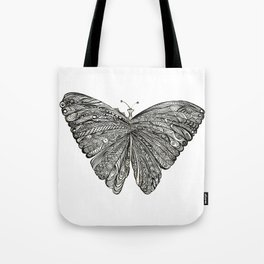 I am a Butterfly Tote Bag