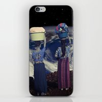 planet iPhone & iPod Skins featuring Planet by Cs025