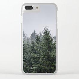 Eternal Clear iPhone Case