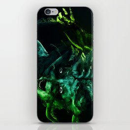 Forest of Horrors iPhone Skin