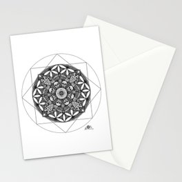 Anatomandala I Stationery Cards
