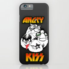 Angry Kiss iPhone 6s Slim Case